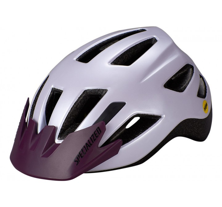 CYKELHJELM SPECIALIZED SHUFFLE CHILD MIPS CAST BERRY