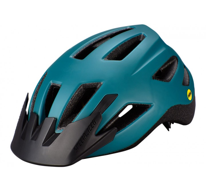 CYKELHJELM SPECIALIZED SHUFFLE YOUTH MIPS DUSTY TURQUOISE