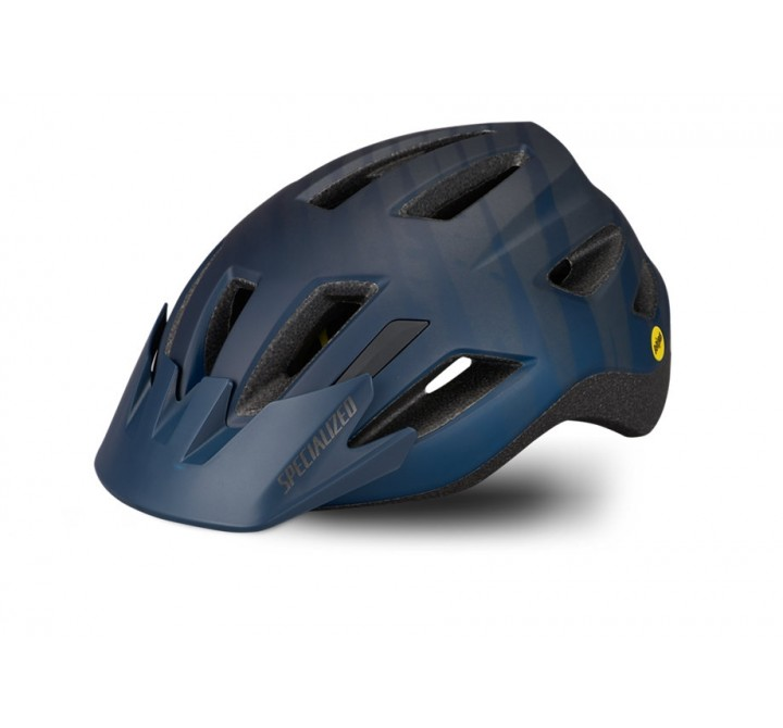 CYKELHJELM SPECIALIZED SHUFFLE YOUTH MIPS SATIN BLUE