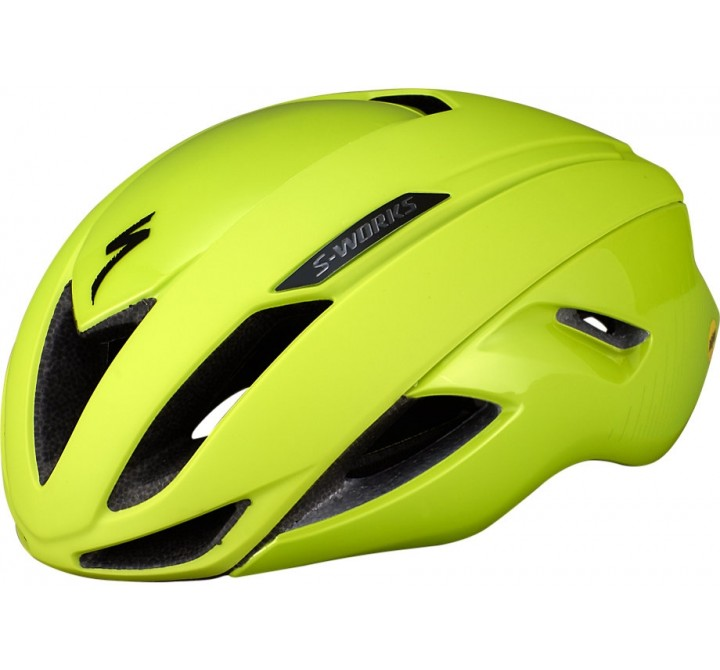 S-WORKS EVADE MIPS HYPER GREEN