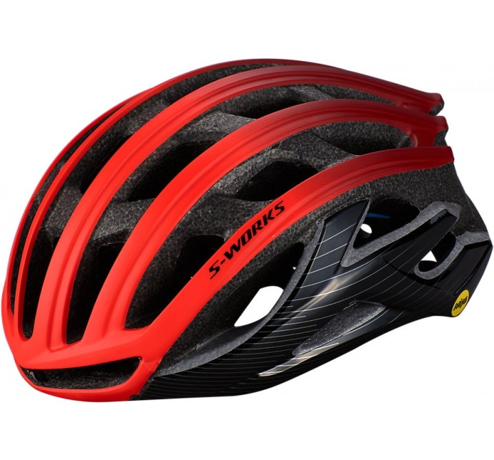 S-WORKS PREVAIL II MIPS Rocket Red