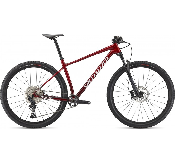 2021 SPECIALIZED CHISEL COMP MEN RED TINT