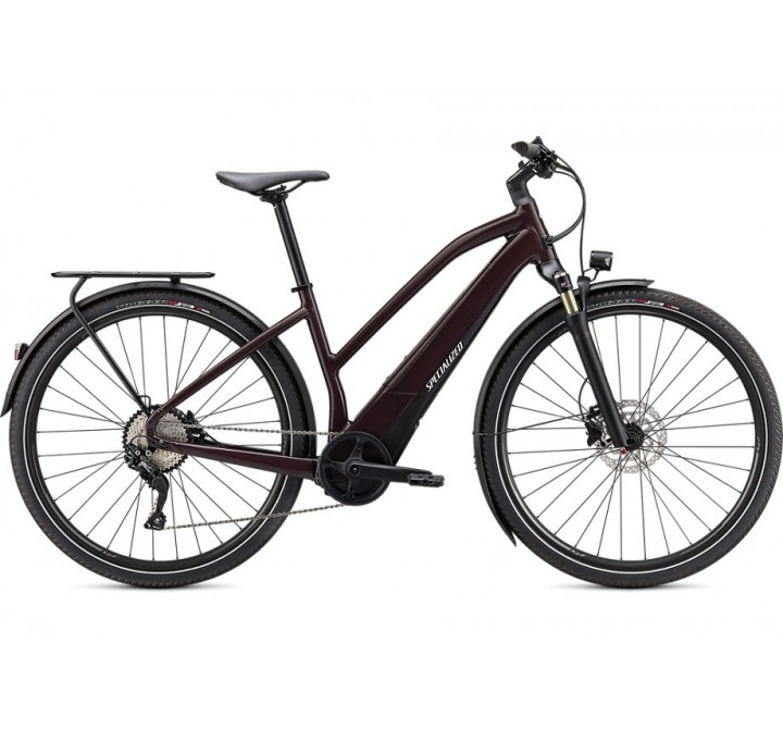 2021 SPECIALIZED TURBO VADO 4.0 DAME CAST UMBER RED