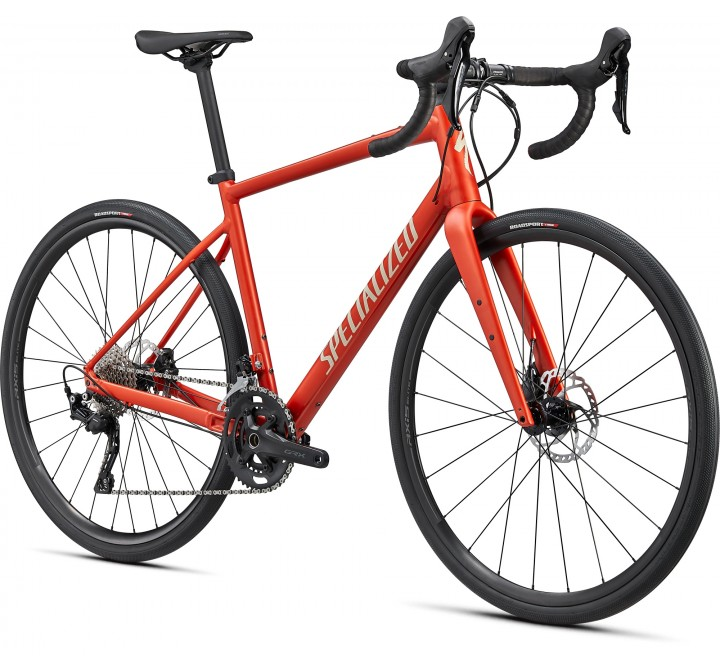 2021 SPECIALIZED DIVERGE ELITE E5 RØD