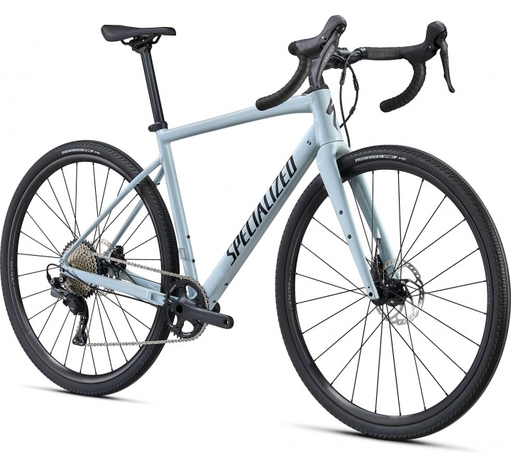 2021 SPECIALIZED DIVERGE COMP E5 ICE BLUE