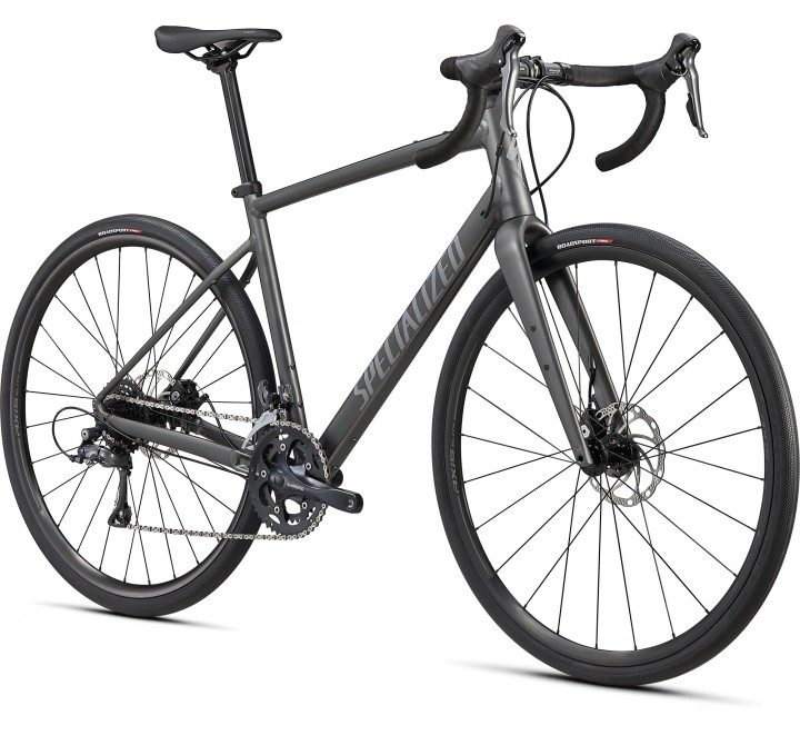 2021 SPECIALIZED DIVERGE BASE E5 SATIN GRAY