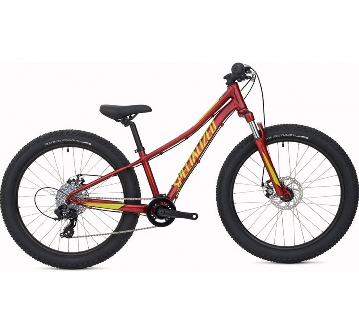 """SPECIALIZED RIPROCK 24"""" CANDY RED"""