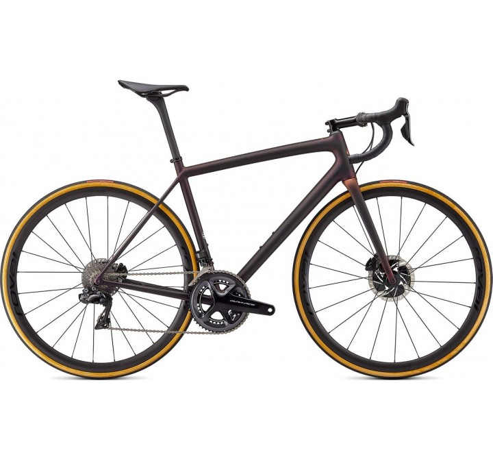 S-WORKS AETHOS DURA ACE DI2 CARBON/RED GOLD