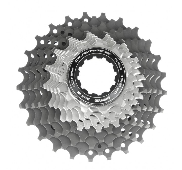 Kassette Dura-Ace R9100 11 Speed