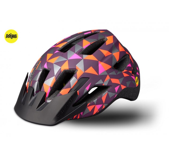 CYKELHJELM SPECIALIZED SHUFFLE CHILD MIPS BERRY