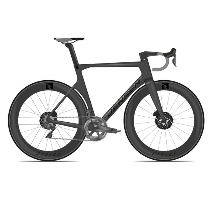 JENSEN CC6 DISC SORT DURA ACE Di2