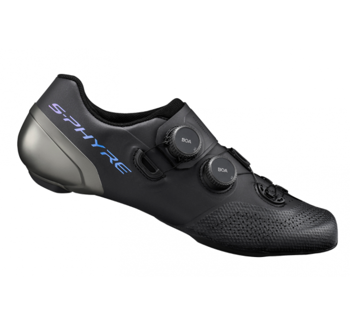 CYKELSKO SHIMANO S-PHYRE RC902 SORT BRED MODEL