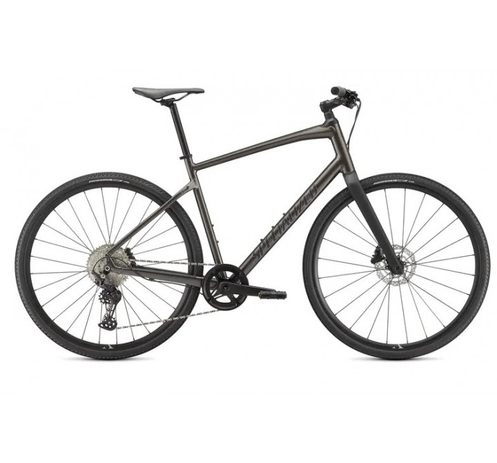 2021 SPECIALIZED SIRRUS X 4.0 COOL GREY/SATIN BLACK