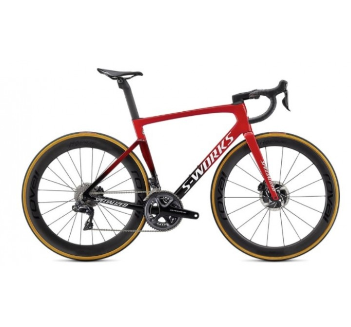 2021 SPECIALIZED S-WORKS TARMAC DURA ACE DI2 RED TINT