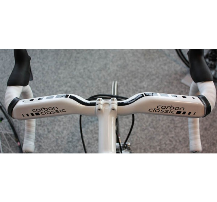 STYR CARBON CLASSIC WING HVID 43 CM