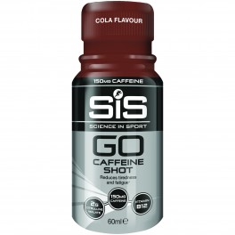SIS KOFFEIN SHOT COLA 60ML.