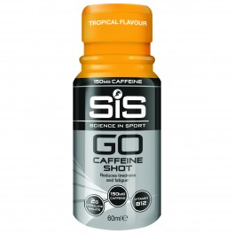 SIS KOFFEIN SHOT TROPICAL 60ML.