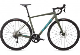 2020 SPECIALIZED DIVERGE COMP E5 GRØN
