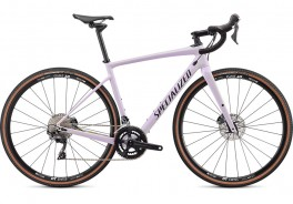 2020 SPECIALIZED DIVERGE CARBON COMP LILAC HVID