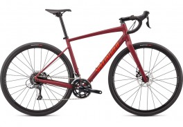 2020 SPECIALIZED DIVERGE E5 CRIMSON RED