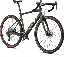 2021 Specialized Diverge Expert Green