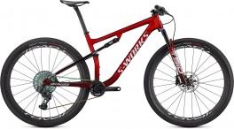 2021 S-Works Epic Gloss Red