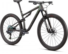 2021 S-Works Epic Carbon/Silver/Green
