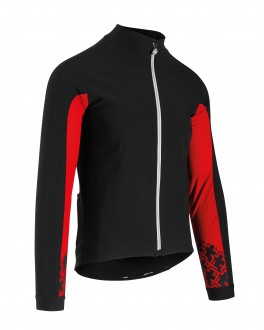 ASSOS VINTERJAKKE MILLE GT ULTRAZ BLACK/RED
