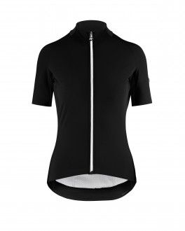 ASSOS JERSEY NS.SUPERLEGGERA LADY SORT/HVID