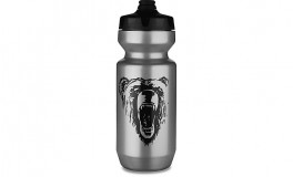DRIKKEDUNK SPECIALIZED SILVER BEAR 650ML.