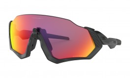 OAKLEY FLIGHT JACKET BLACK PRIZM ROAD