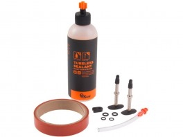 ORANGE SEAL TUBELESS KIT 18MM.