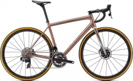 S-WORKS AETHOS SRAM RED ETAP AXS SILVER/RED GOLD