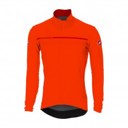CASTELLI PERFETTO JAKKE ORANGE