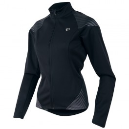 PEARLIZUMI ELITE SOFTSHELL DAME JAKKE SORT