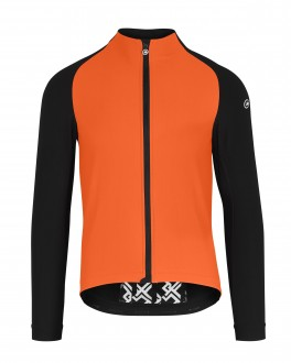 ASSOS MILLE GT WINTER JACKET ORANGE