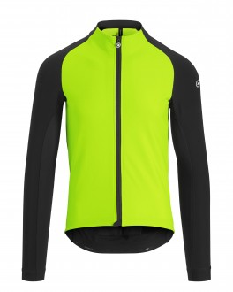 ASSOS MILLE GT WINTER JACKET NEONGRØN