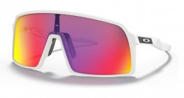OAKLEY SUTRO WHITE PRIZM ROAD