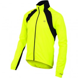 Pearlizumi Jakke Select Barrier screaming yellow/sort