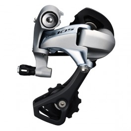 BAGSKIFTER SHIMANO 105 MEDIUM SØLV 11 SP.