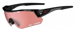 TIFOSI ALLIANT BRILLE CRYSTAL BLACK ENLIVEN BIKE FOTOTEC