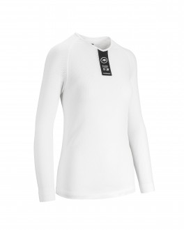 ASSOS SKINFOIL LS SUMMER BASE LAYER DAME