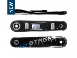 STAGES WATTMÅLER SRAM CARBON GXP ROAD