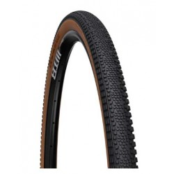 DÆK WTB RIDDLER TAN 700x37 TUBELESS READY