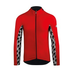 ASSOS MILLE GT SPRING LS JERSEY RED