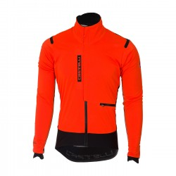 CASTELLI ALPHA ROS JAKKE ORANGE